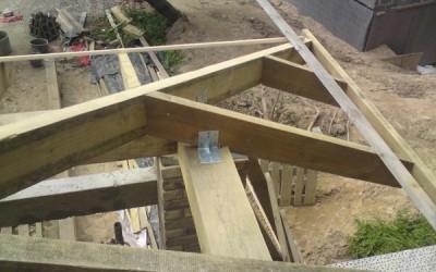 čerpinio stogo įrengimas1 2