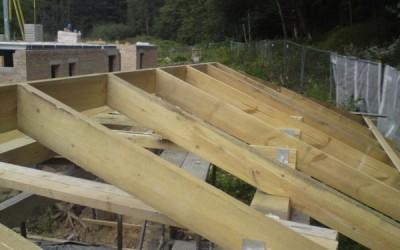 čerpinio stogo įrengimas1 3